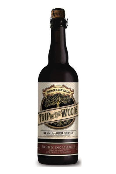 Sierra Nevada Trip In The Woods: Biere de Garde