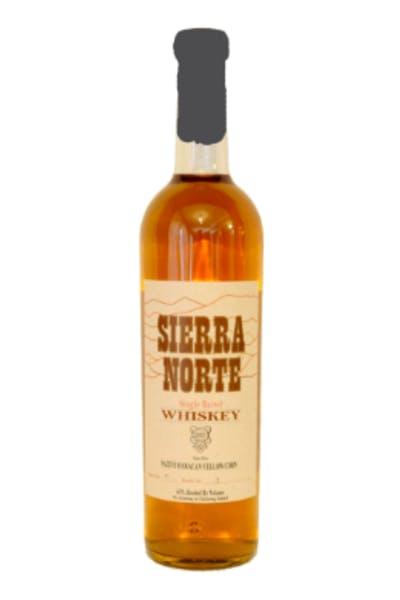 Sierra Norte Single Barrel Black Corn Oaxacan Whiskey