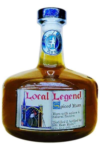 Ski Bum Local Legend Spiced Rum