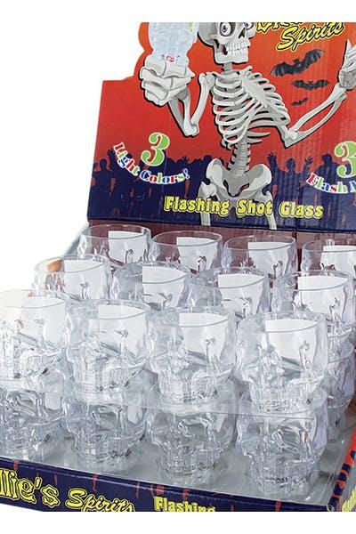 Skullie Halloween Shot Glasses