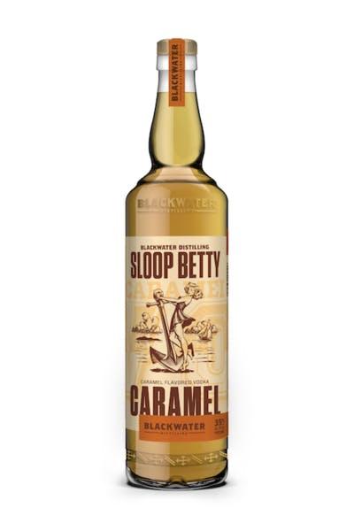 Sloop Betty Caramel Vodka