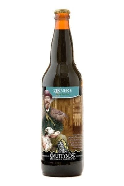 Smuttynose Zinneke Belgian Style Stout [Discontinued]