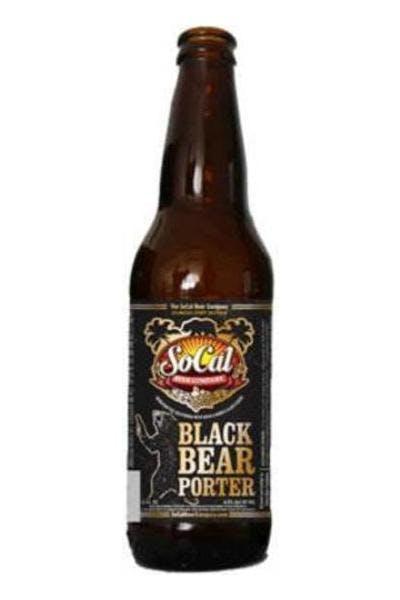 SoCal Black Bear Porter