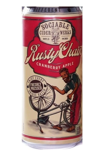 Sociable Cider Werks Rusty Chain