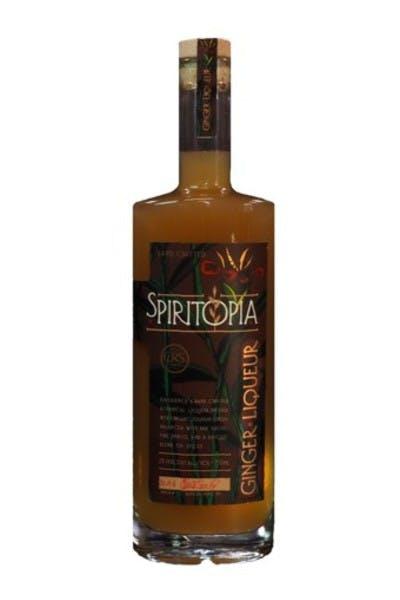 Spiritopia Ginger Liqueur