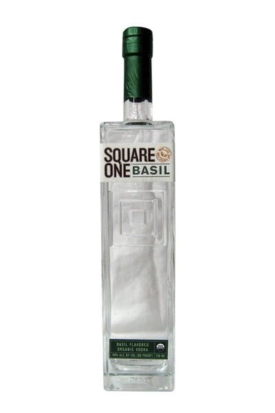 Square One Basil Vodka