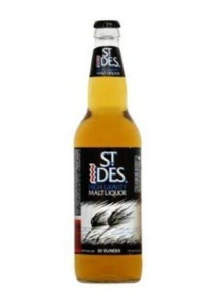 St Ides Malt Liquor
