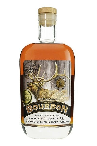 Stein 5 Year Straight Bourbon Whiskey