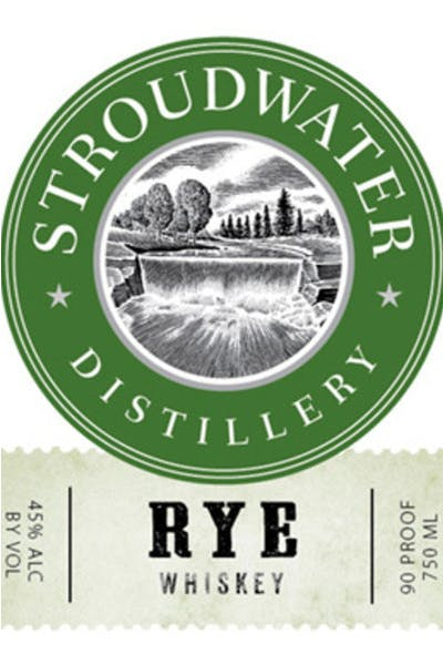 Stroudwater Rye Whiskey