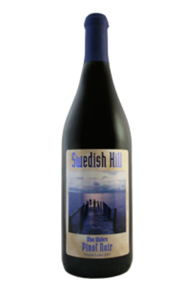Swedish Hill Blue Water Pinot Noir