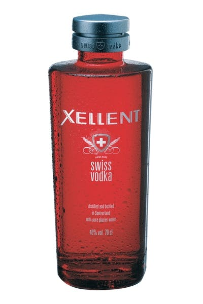 Switzerland Xellent Swiss Vodka