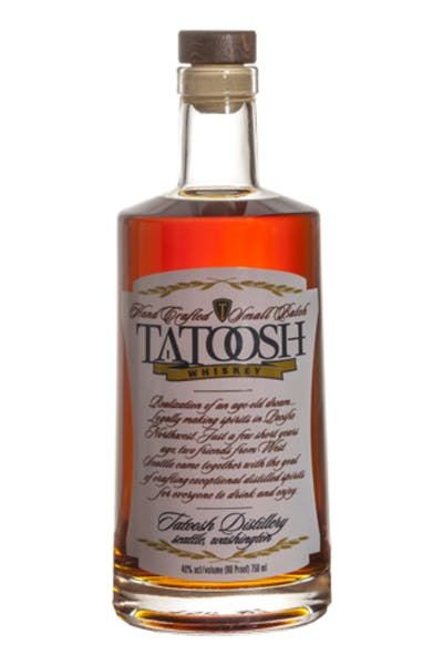 Tatoosh Whiskey