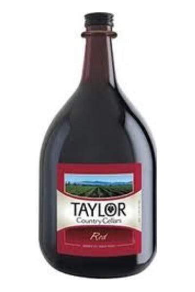 Taylor Country Cellars Red