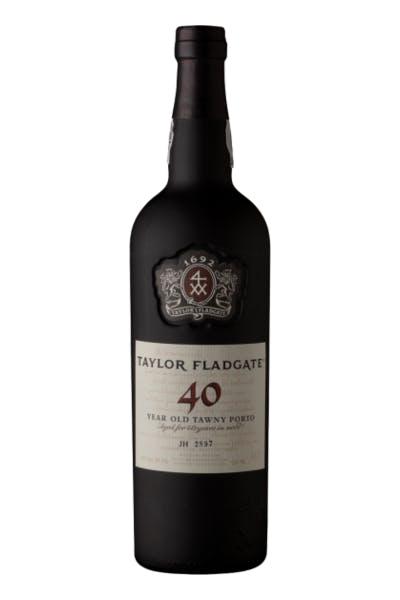 Taylor Fladgatye 40 Year Port