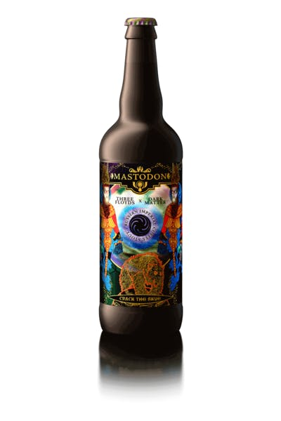 Three Floyds Crack The Skye Russian Coffee Imperial Stout