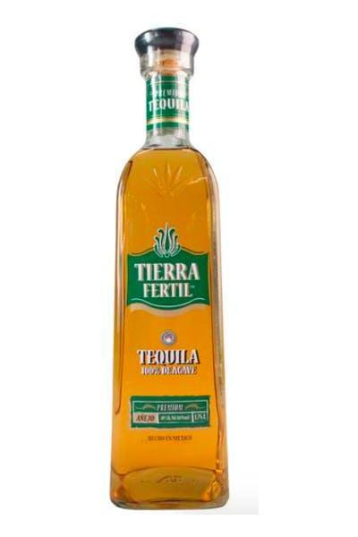 Tierra Fertil Anejo Tequila