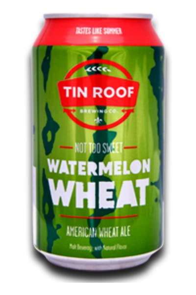Tin Roof Not Too Sweet Watermelon Wheat