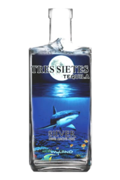 Tres Sietes Teq Sil Wyland Shark