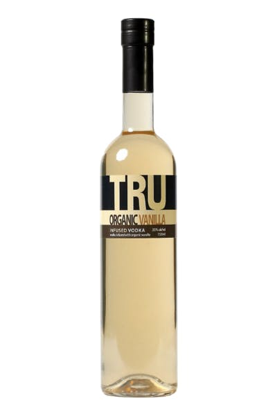 Tru Vanilla Vodka