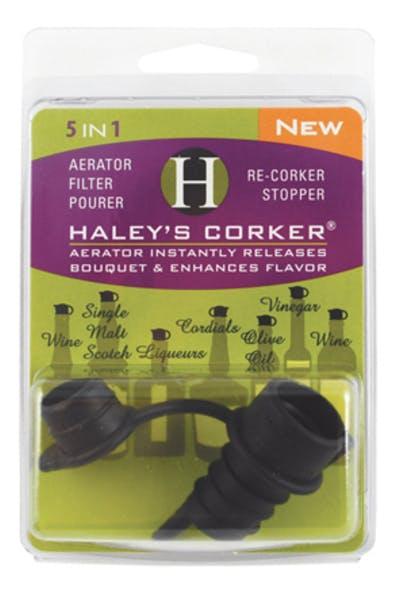 True Fabrications Haley's Corker