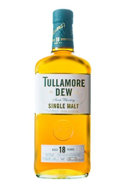 Tullamore Dew 18 Year Irish Whiskey