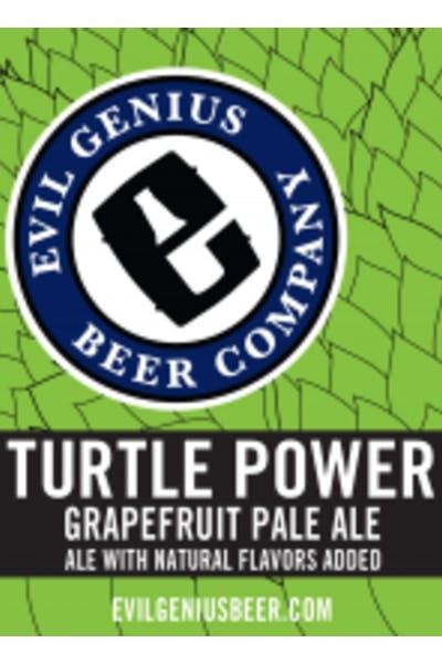 Turtle Power Grapefruit Pale Ale