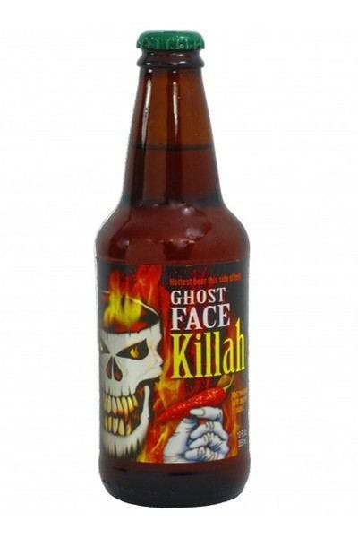 Twisted Pine Ghost Face Killah