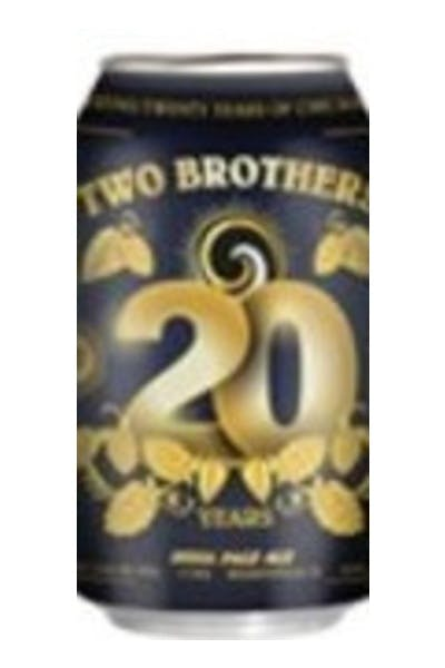 Two Brothers 20th Anniversary IPA
