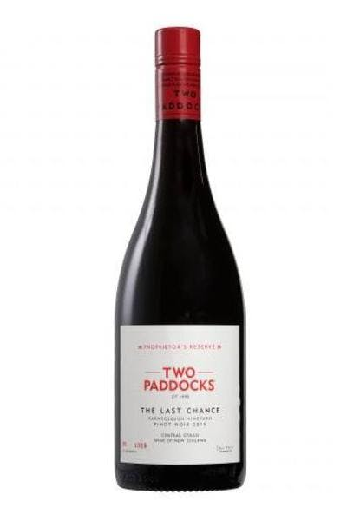 Two Paddocks Last Chance Pinot Noir 2013