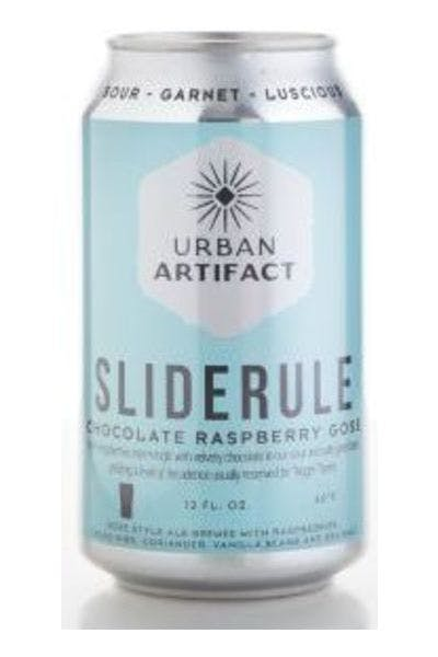Urban Artifact Sliderule Chocolate Raspberry Gose