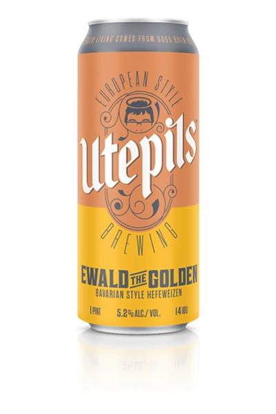 Utepils Ewald the Golden Hefeweizen