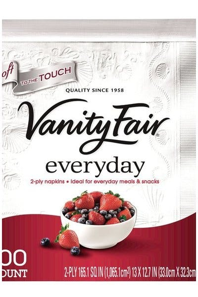 Vanity Fair Lunch Napkins