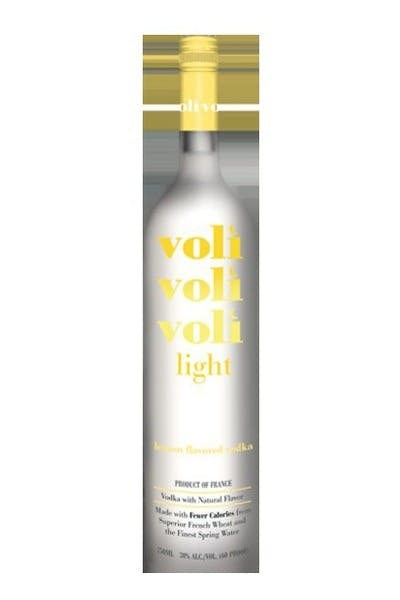 Voli Vodka Lemon