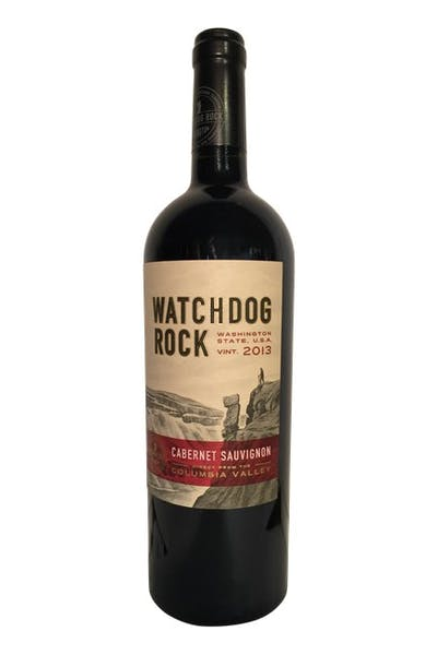 Watchdog Rock Cabernet Sauvignon