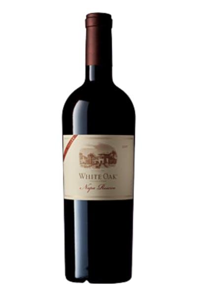 White Oak Napa Reserve Red