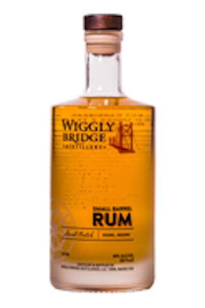 Wiggly Bridge Small Barrel Rum