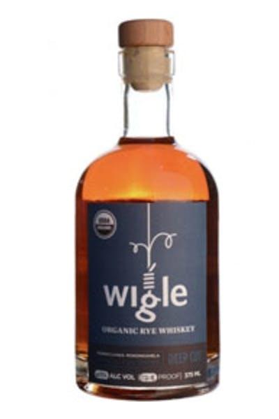 Wigle Organic Rye Whiskey