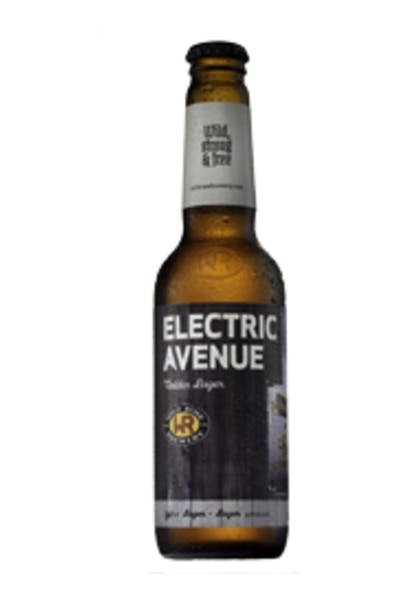 Wild Rose Electric Avenue Golden Lager