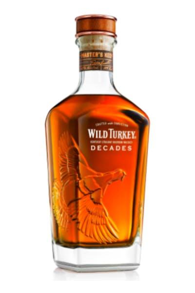 Wild Turkey Master's Keep Decade Bourbon