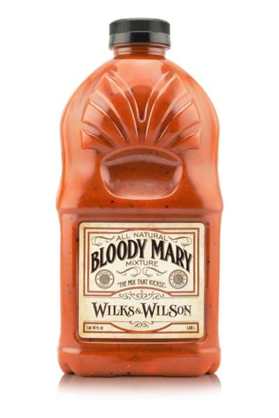 Wilks & Wilson Bloody Mary Mix