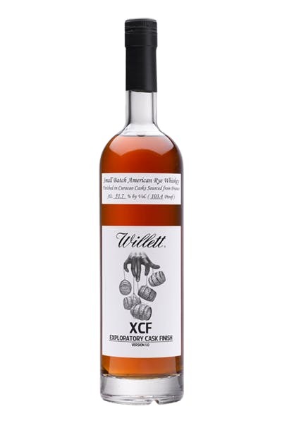 Willett XCF Exploratory Cask Finish