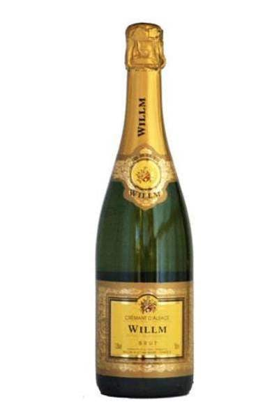 Willm Cremant d'Alsace Brut