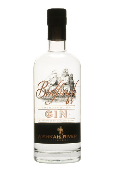 Wishkah River Bulfinch Gin
