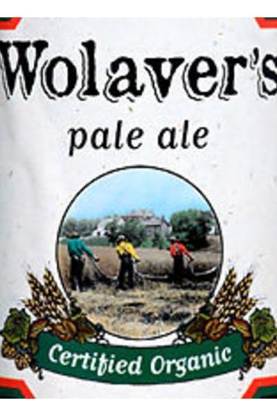 Wolaver's Pale Ale