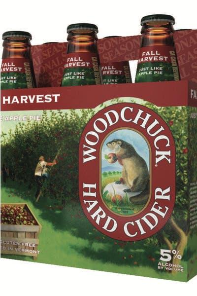 Woodchuck Fall Harvest