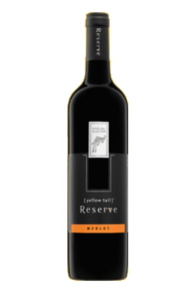 Yellow Tail Reserve Merlot