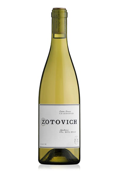 Zotovich Late Harvest Chardonnay 2016