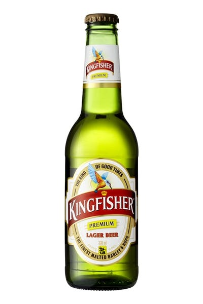 Kingfisher Lager Beer