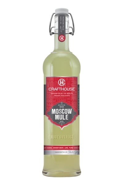 Crafthouse Moscow Mule Bottled Cocktail