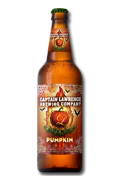 Captain Lawrence Pumpkin Ale